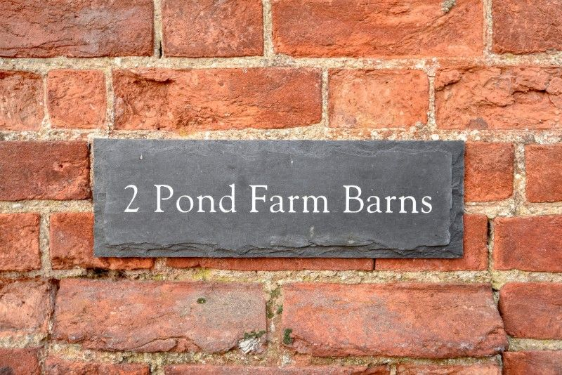 Pond Farm Barn |