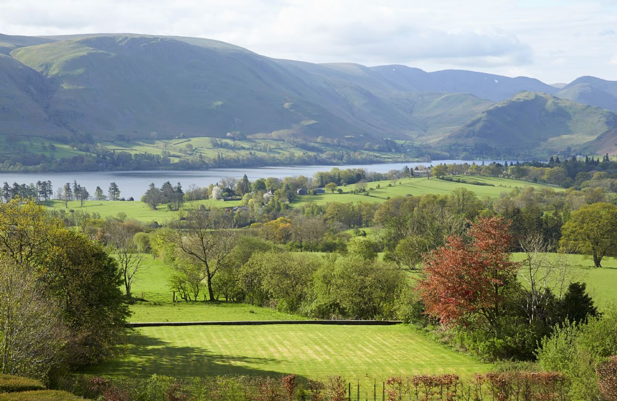 Views of the Lake District National Park