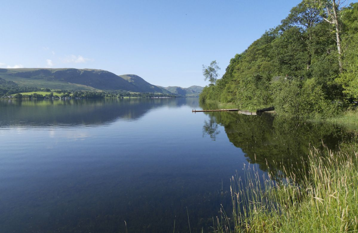 The staggeringly beautiful Lake District