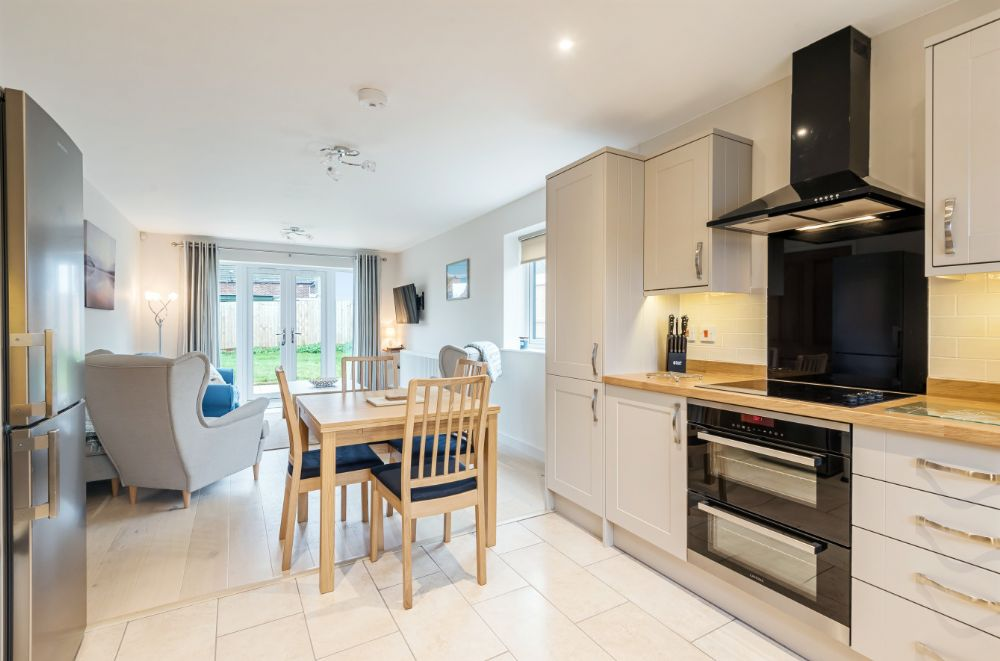 Ruskins Retreat | Kitchen open plan