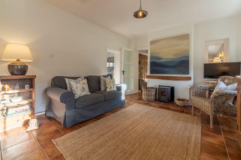 Ground floor: Family room