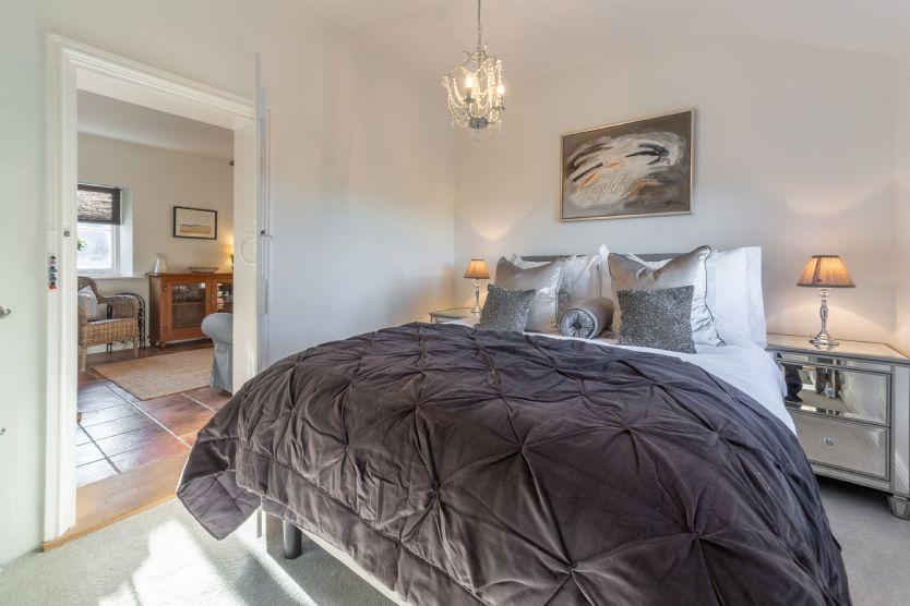 Ground floor: Master bedroom