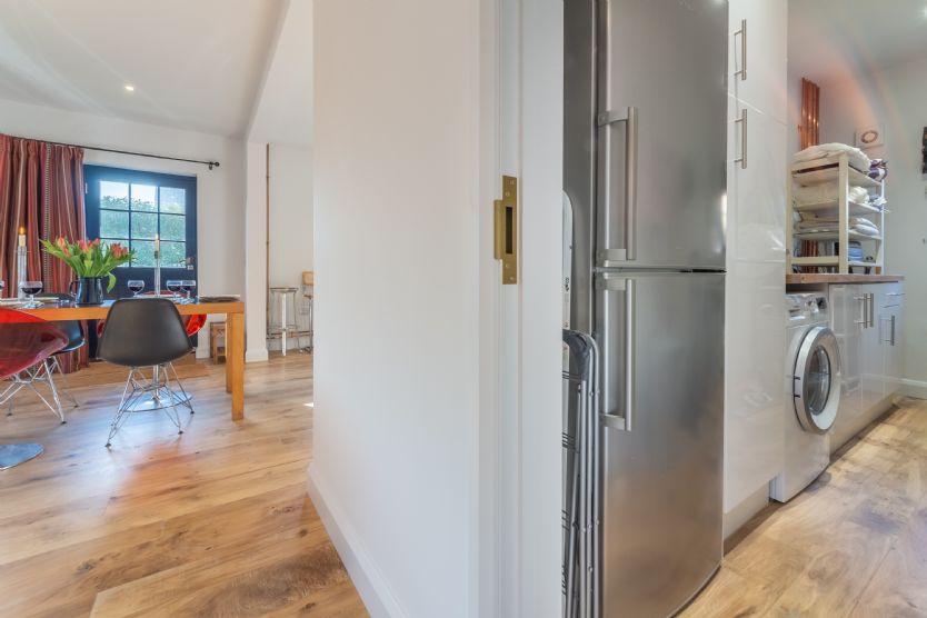 Ground floor: Utility