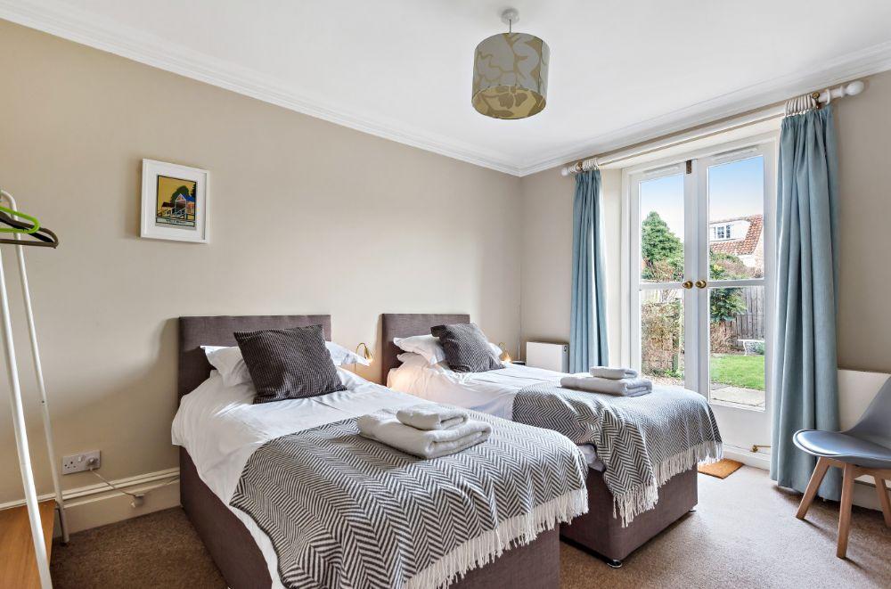 Monteagle Garden Flat | Bedroom 2