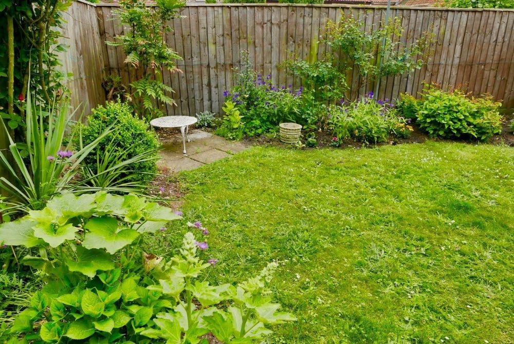Monteagle Garden Flat | Garden in summer