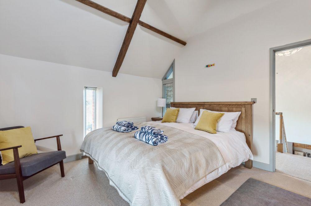 Prospero's Barn   Bedroom 1