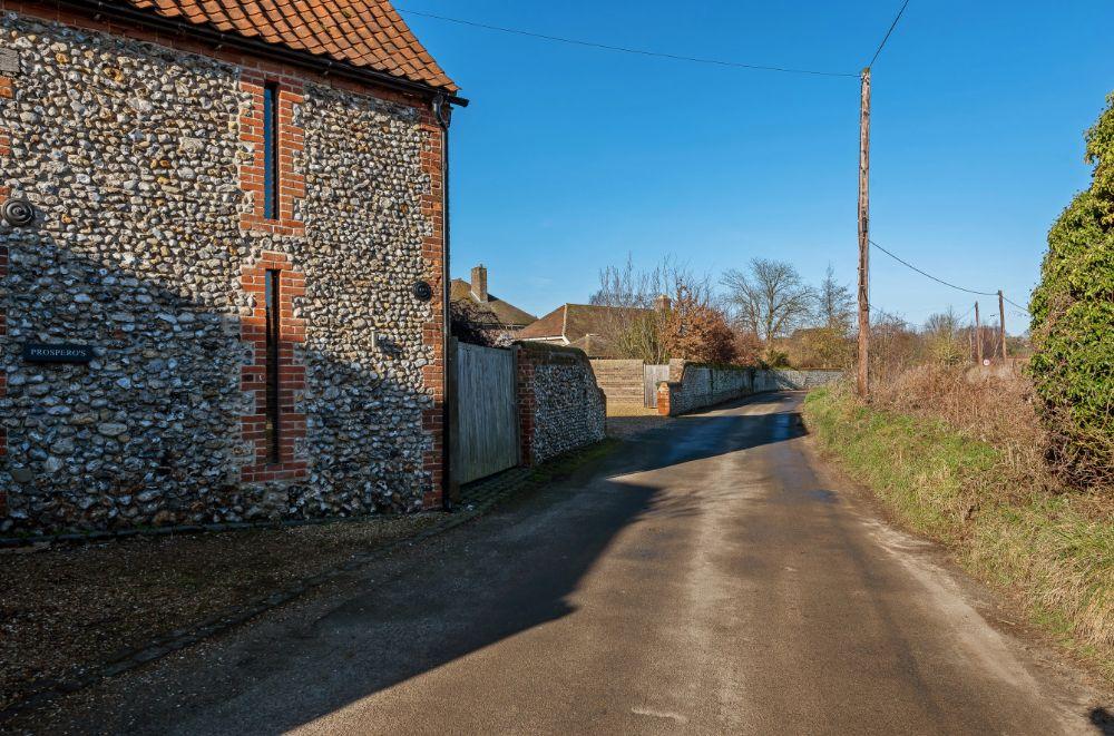 Prospero's Barn | Street view
