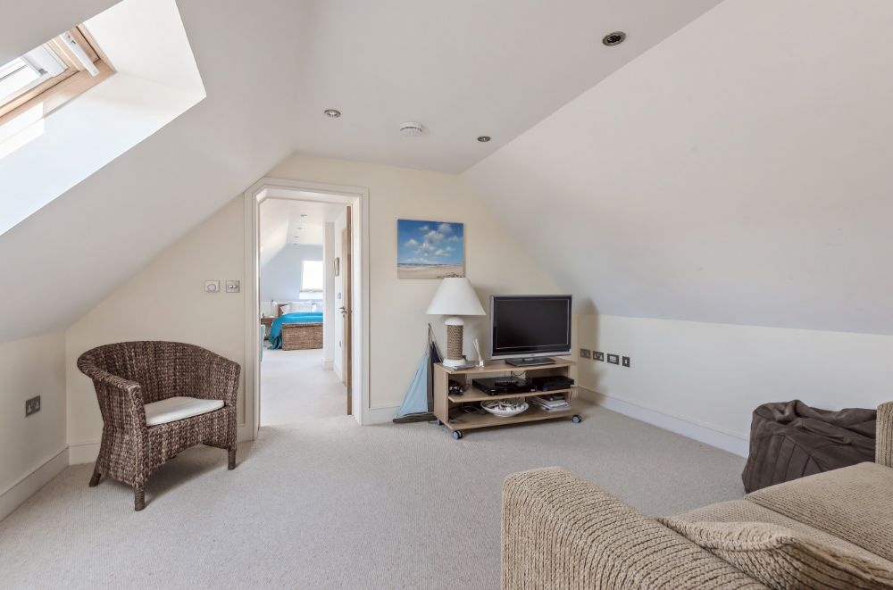 3 Marshland Barns | Upstairs sitting area