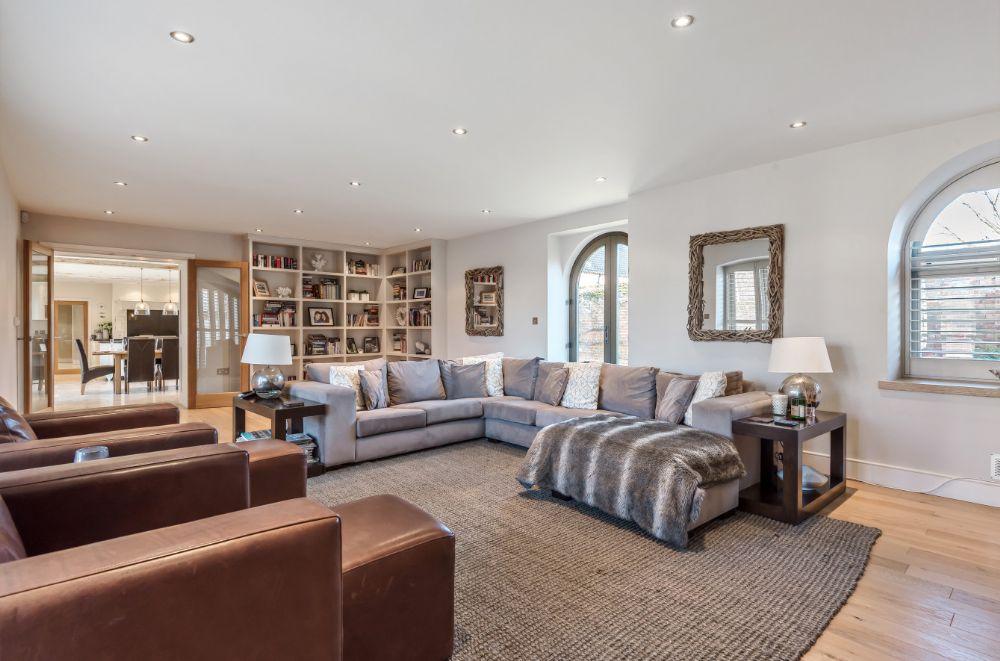 3 Marshland Barns | Sitting room