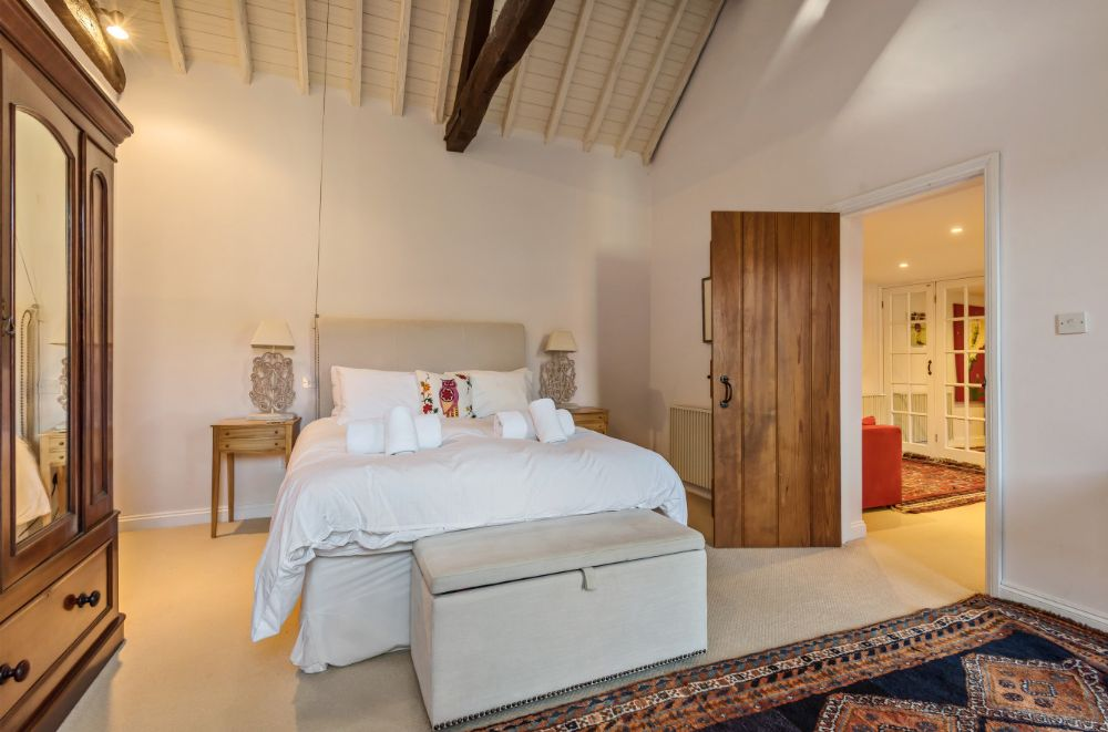 Pond Farm Barn | Bedroom 1