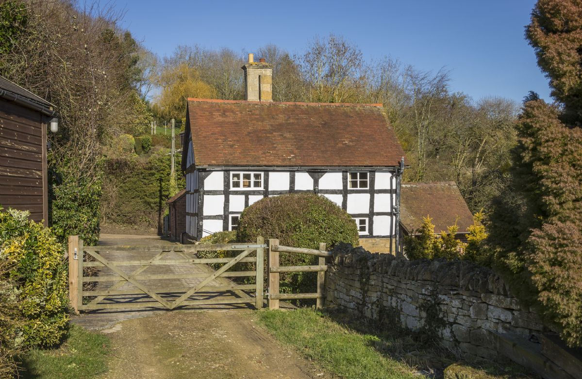 The Coppice is a beautiful grade II listed property in an area of outstanding natural beauty