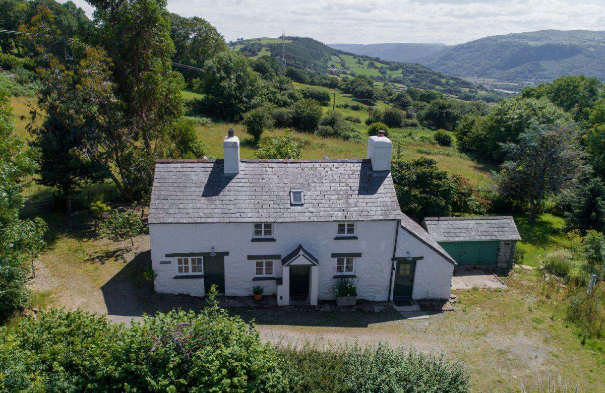 Bryn Rhydd, Conwy, Wales