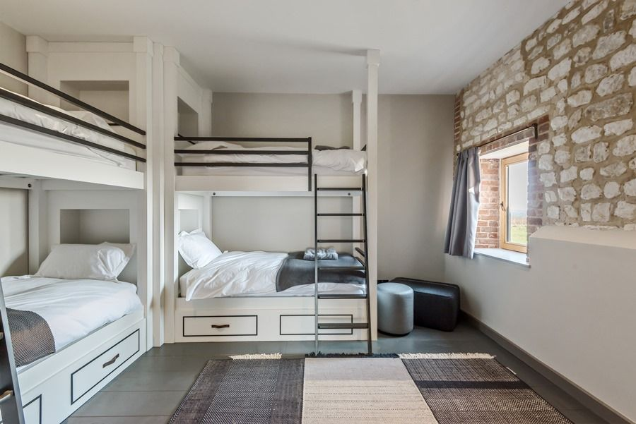 Beacon Hill Barn | Bunk room bed 4