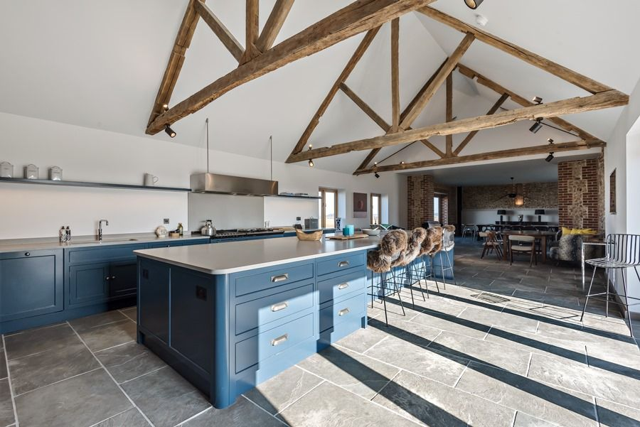 Beacon Hill Barn | Kitchen