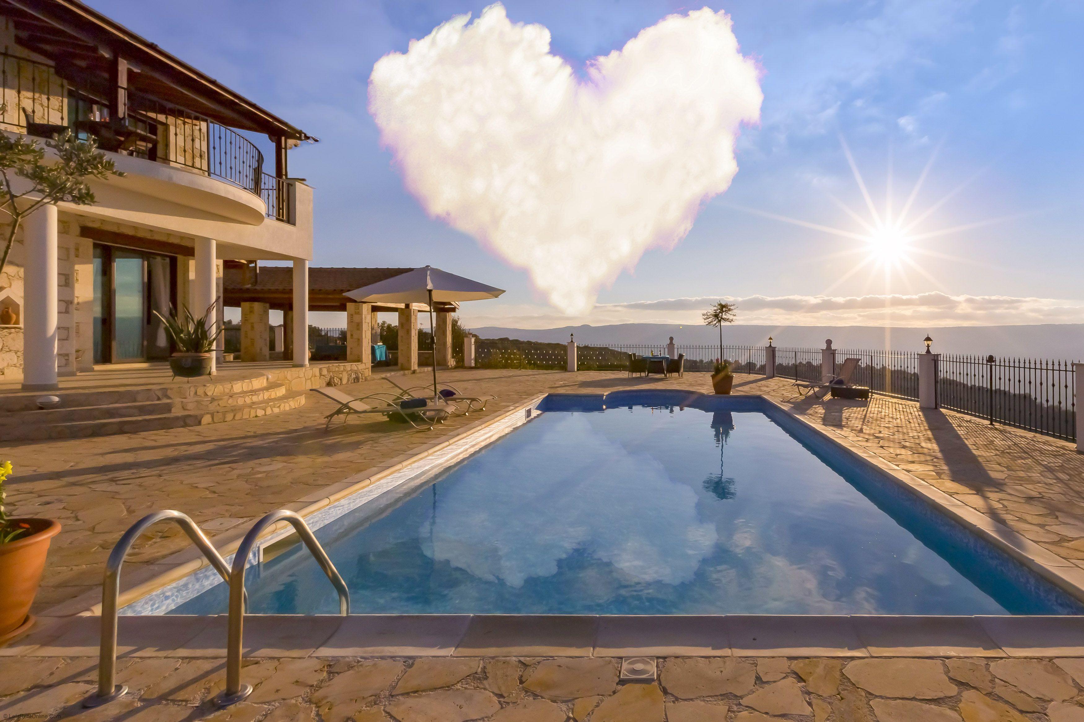 Peristerona Villa Peristerona Hills A Romantic Situation
