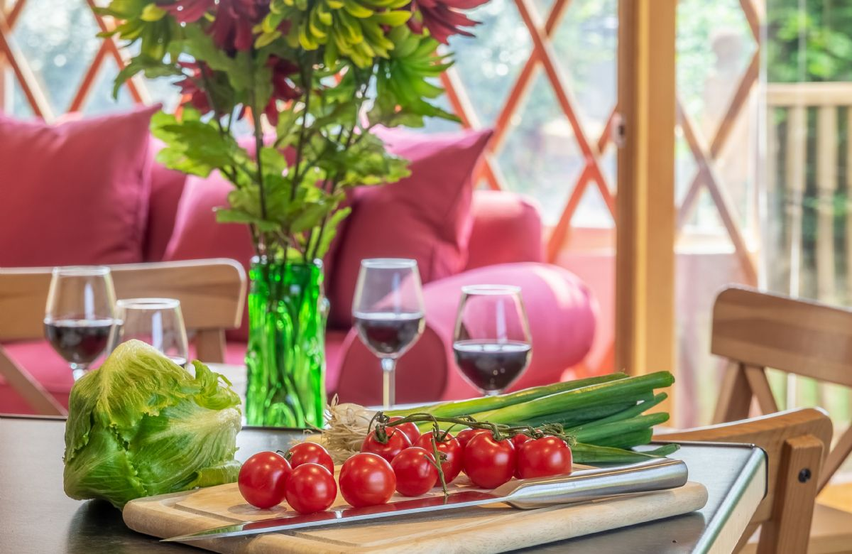 Enjoy delicious and fresh local produce