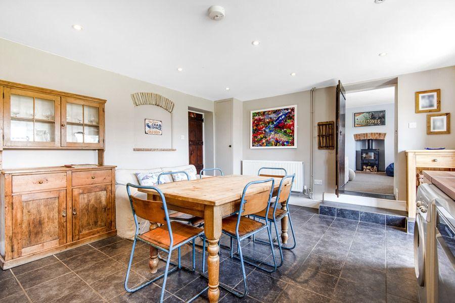 Cobblestones Brancaster Staithe | Kitchen/dining room