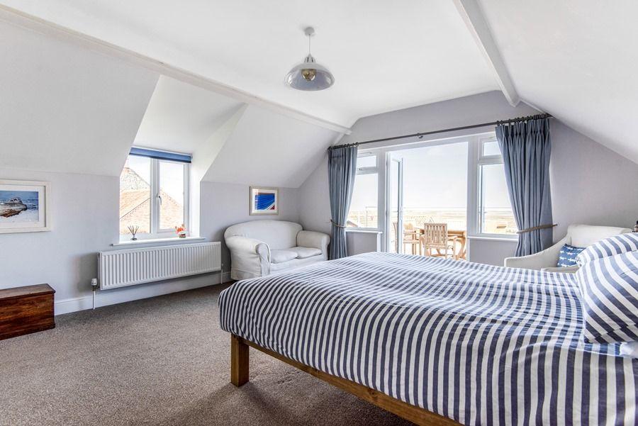 Cobblestones Brancaster Staithe | Bedroom 1