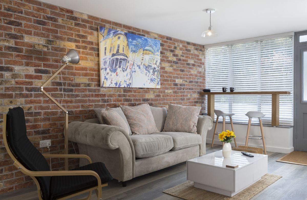 Ground floor: Comfortable sitting room