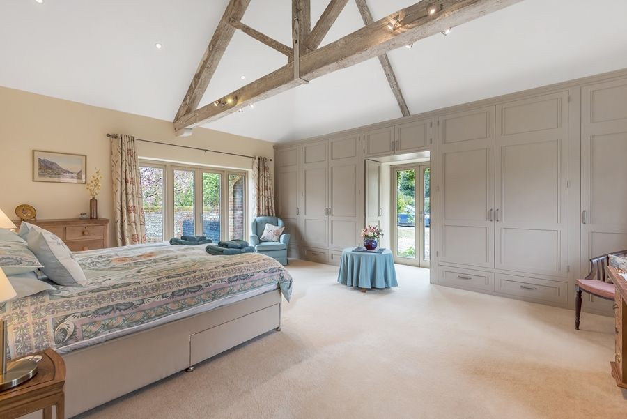 Byre Barn | Bedroom 1