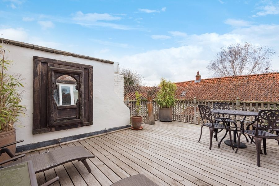 Burnham Loft | Roof terrace
