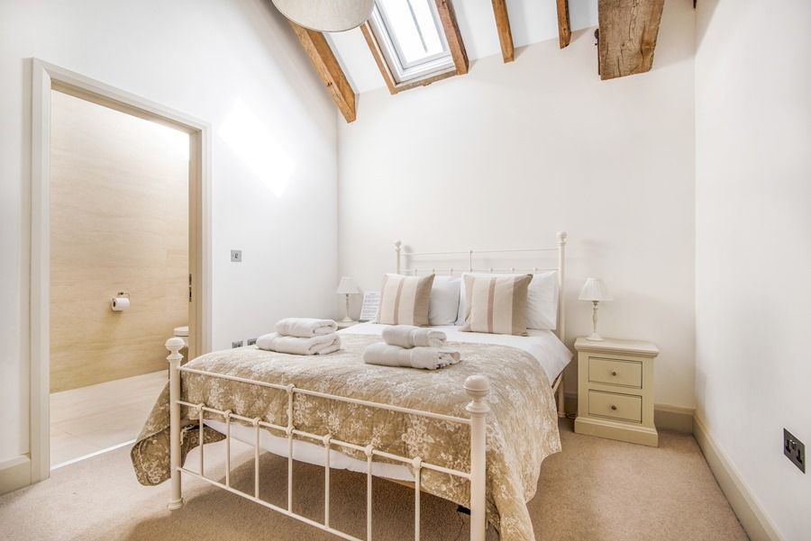 1 Manor Farm Barns | Bedroom 3