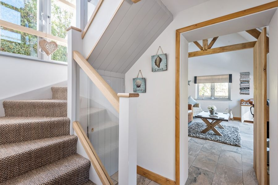 Hope Cottage | Staircase