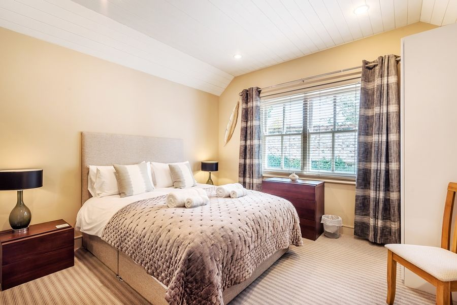 Mallards 2 bedrooms | Downstairs bedroom