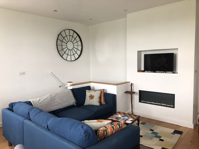 14 Norfolk Heights | Sitting area