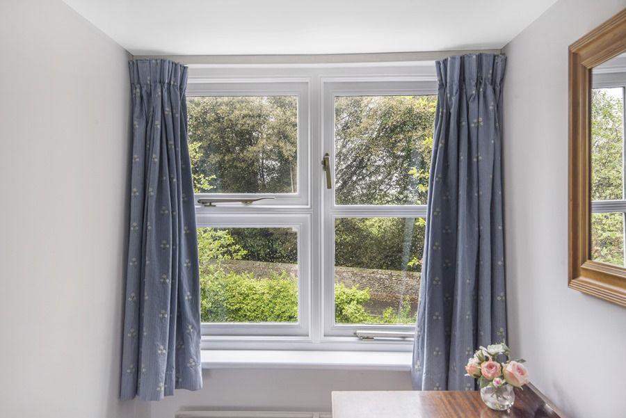 Field Cottage in Burnham Market | Bedroom window
