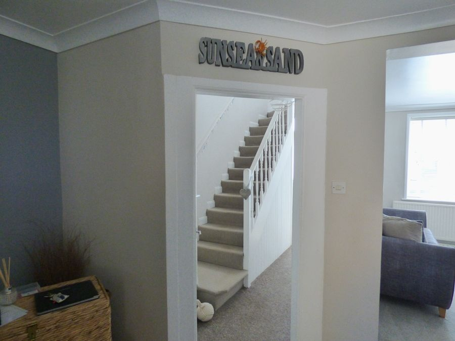 Rose Cottage Hunstanton | Stairs