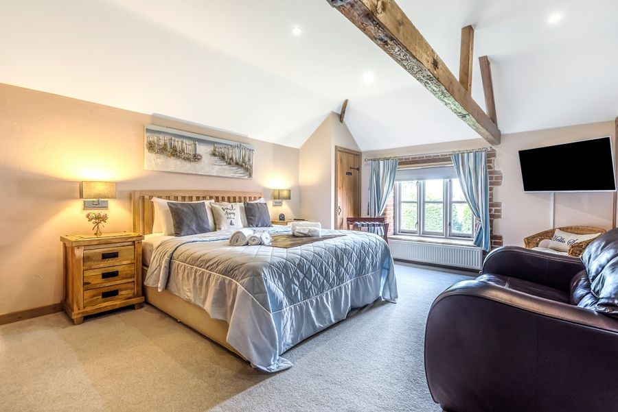 Lavender Barn | Sandringham suite