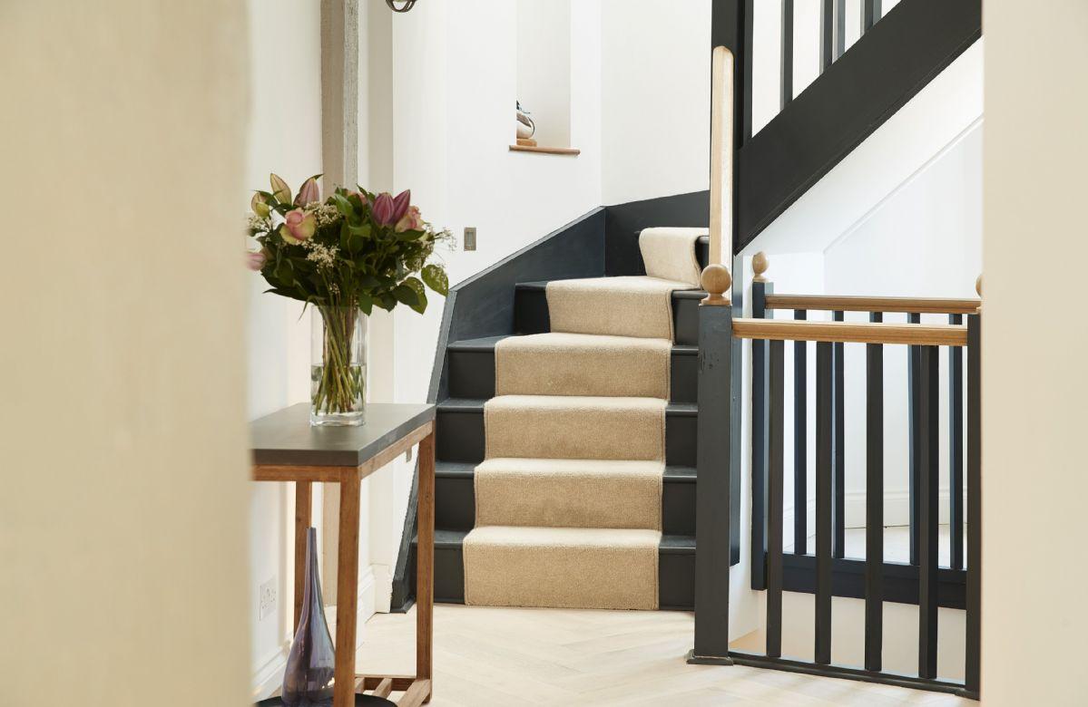 Elegant stairways throughout The Tower
