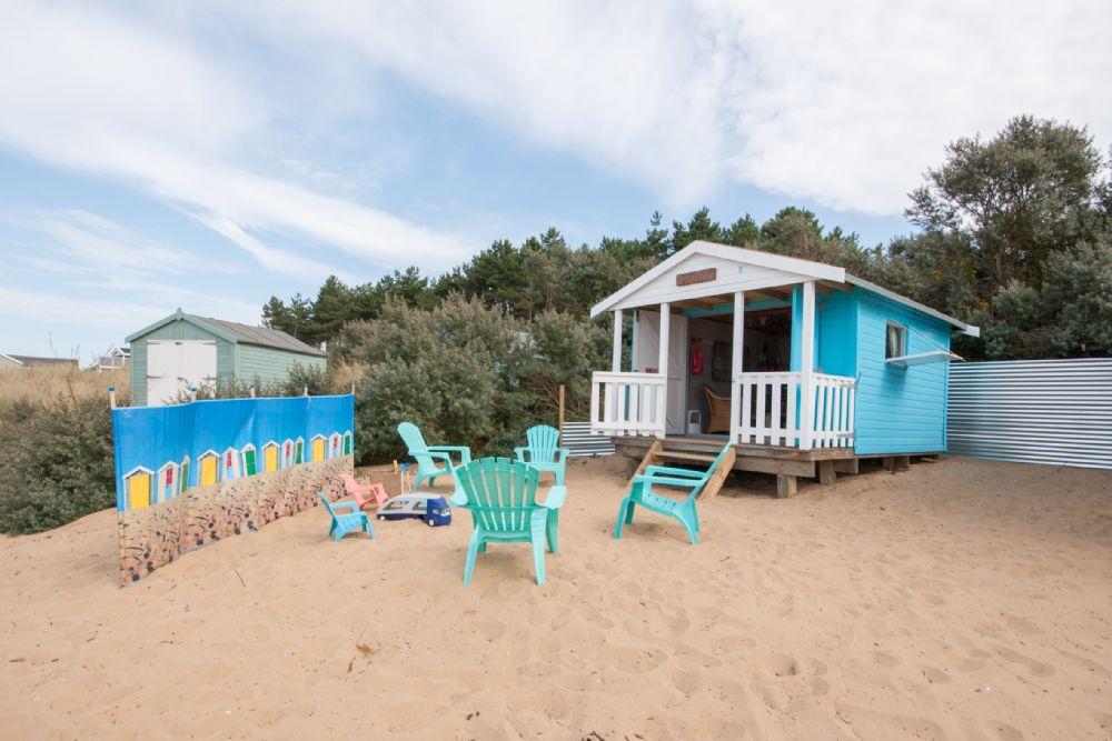 Lavender Barn | Beach Hut