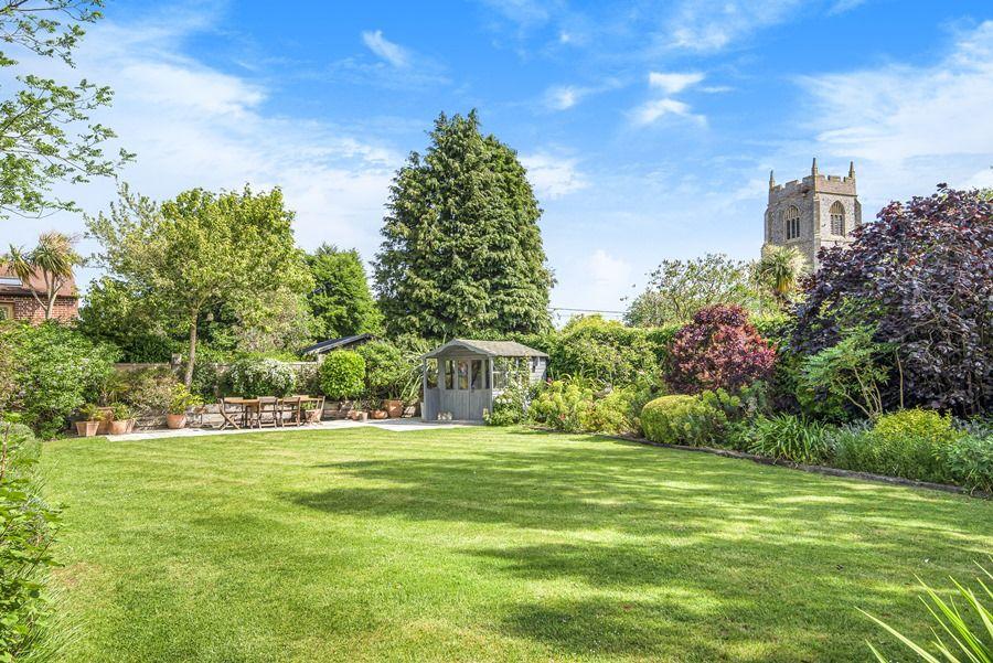 Sybil Cottage | Gorgeous garden