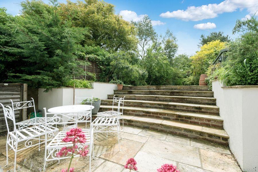 Littlefold | Garden terrace