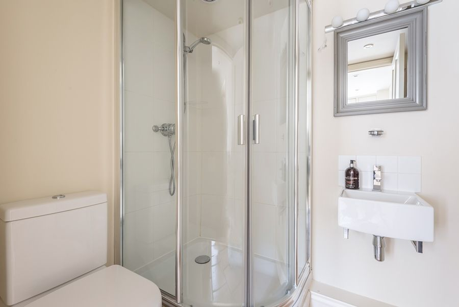 Littlefold | Ground floor shower room