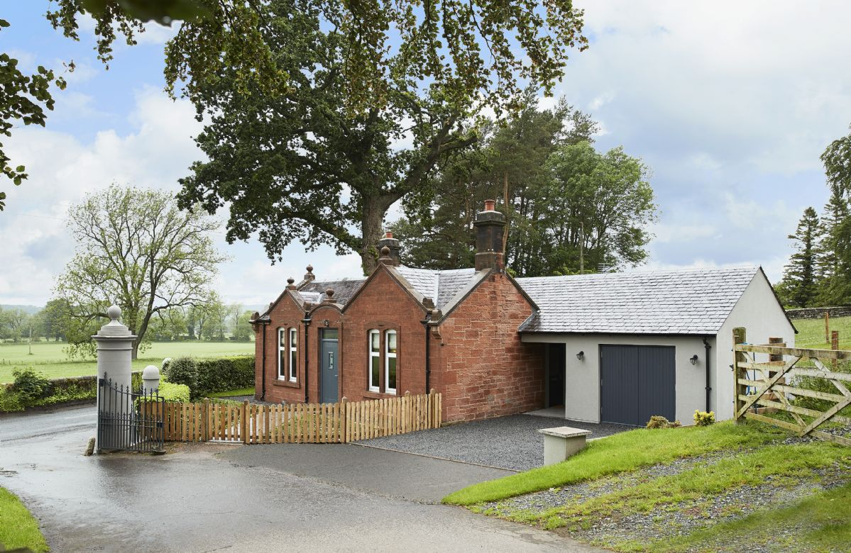 Netherwood Lodge, County of Dumfries, Scotland