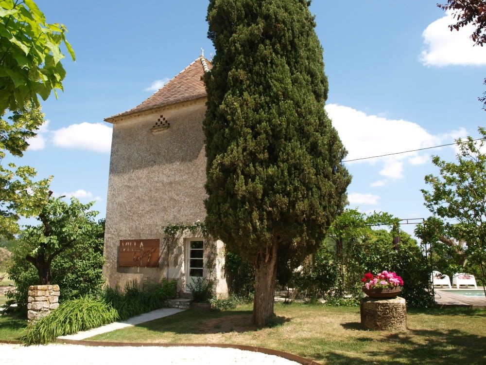 Villa Lafage, The Pigeon Tower, Bournel