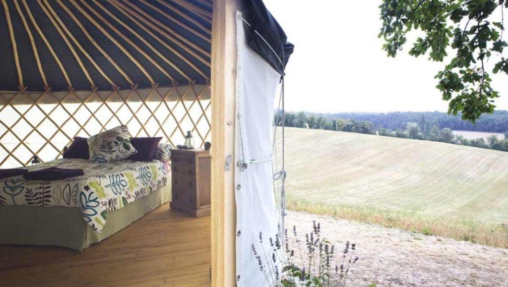 Yurt Hideaways, verteillac