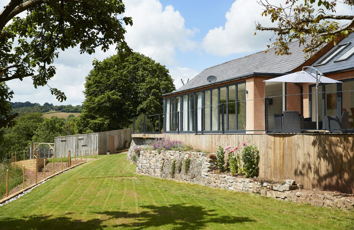 Set in the tranquil Teign Valley, Teign Vale makes the most of its position