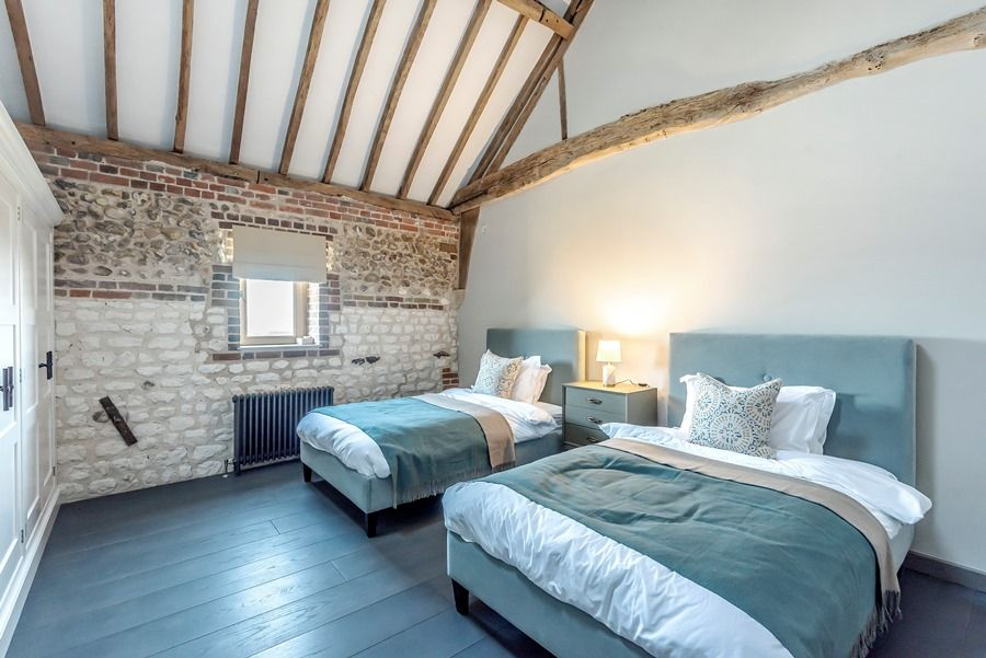 Beacon Hill Barn | Bedroom 3