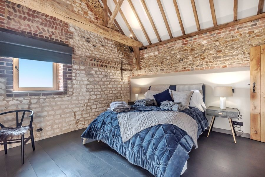 Beacon Hill Barn | Bedroom 2