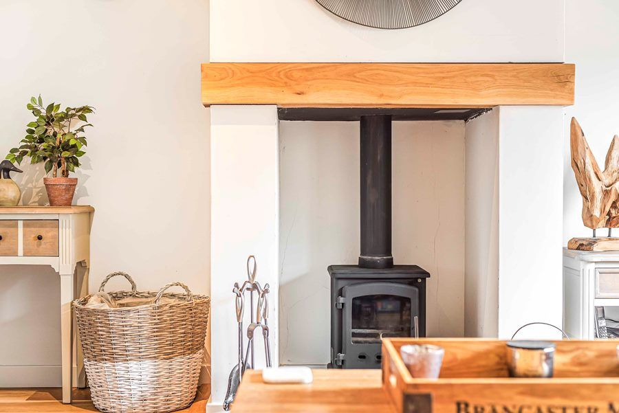 Badgets | Wood burning stove