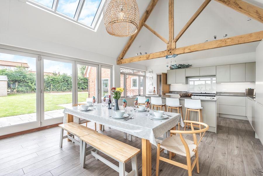 Stranraer | New dining area