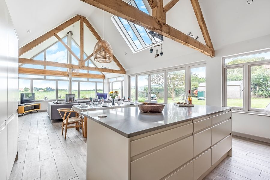 Stranraer | New kitchen/dining/living room