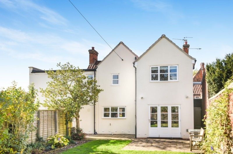 Holly House 2 bedrooms | Rear