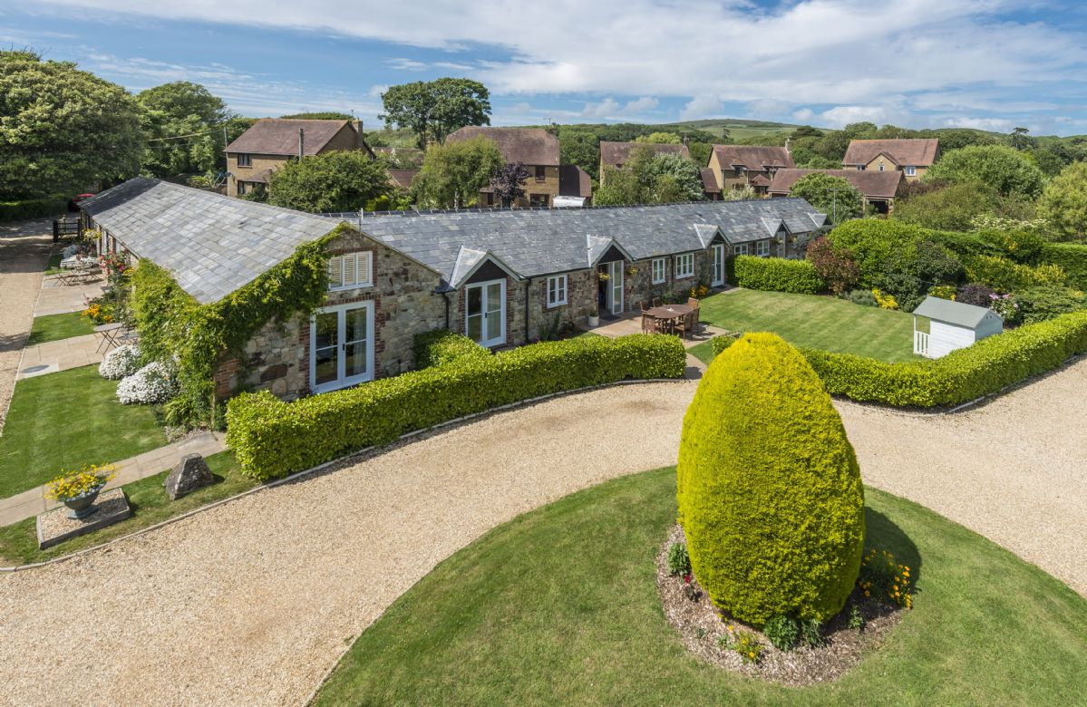 Access to Brook Farmhouse Cottages