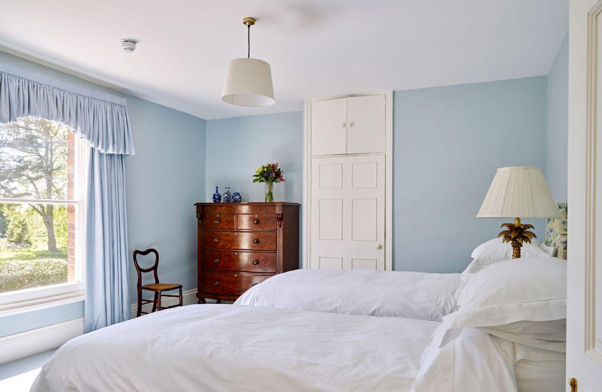 First floor: Housekeepers Bedroom