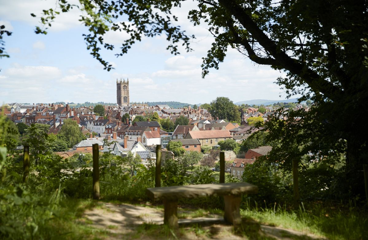 Lots of interesting places to visit in the local area